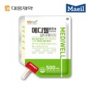 메디웰 RTH 500mlx20팩/식사대용/단백질보충/식이섬유