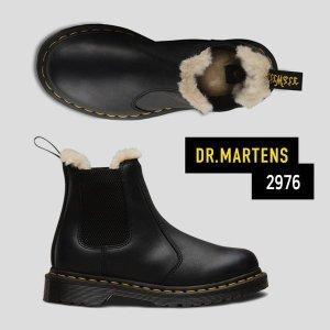 닥터마틴 2976 첼시부츠 퍼 블랙 21045001