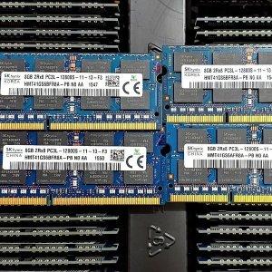 SK하이닉스  노트북 DDR3 8G PC3-12800(1.35)저전력