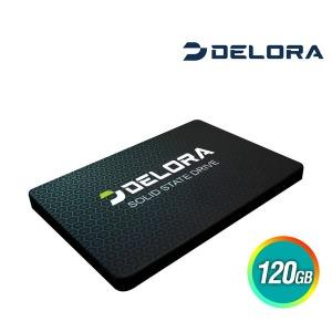 델로라 SSD D2 120G 하드디스크 에어캡 안전포장 HDD