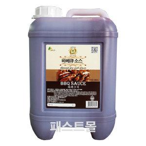 이슬나라 바베큐소스 10kg (바베큐양념소스)