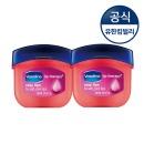 바세린 립테라피 로지립스 7gX2개/립밤/립케어