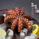 통영 베네치아수산 국내산 자숙 돌문어 500g (1~2마리)