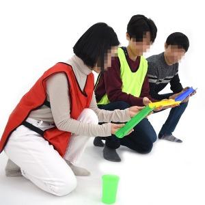 파이프연결릴레이 체육대회 운동회 단체게임 도구