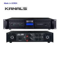 KANALS BKA-2200 2200W 파워엠프 강당 학교 교회