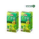 삼육두유 고칼슘두유 190ml 48팩 건강음료