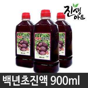 제주 백년초진액 발효진액 900ml