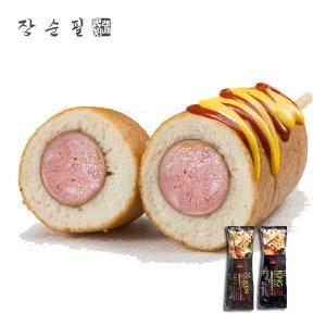 소시지가 반인 국민 핫도그 킹5개+퀸5개 / 140g(1개)