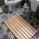 욕실화장실용 소나무원목발판(4종류) 중사이즈
