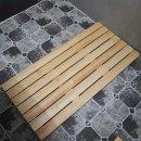 욕실화장실용 소나무원목발판(4종류) 대사이즈
