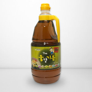 들기름 향미유 업소용 CJG001-3 더들향기름 1.8L