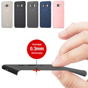 아이폰XS 케이스 iPhone XS 반투명 초슬림 0.3mm