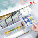 칸칸 정리수납트레이 낮은형(중) 1+1 냉장고정리트레이