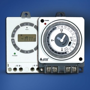 서준전기 SJP-R16-1W 타이머콘센트 타임스위치