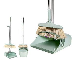 롱 빗자루세트 빗자루 쓰레받기 청소도구 아이디어상품
