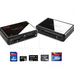 이지넷 NEXT-9703U3 USB3.0 올인원 카드리더기