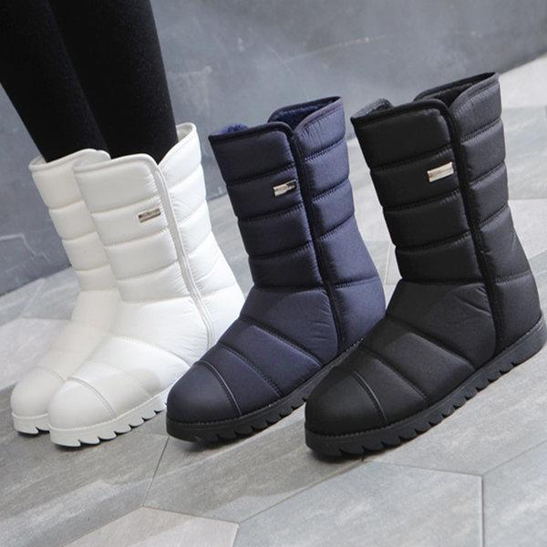 829b3e6f1d2 여성 패딩부츠 방한화 방한부츠 여자 겨울부츠 신발 - 옥션