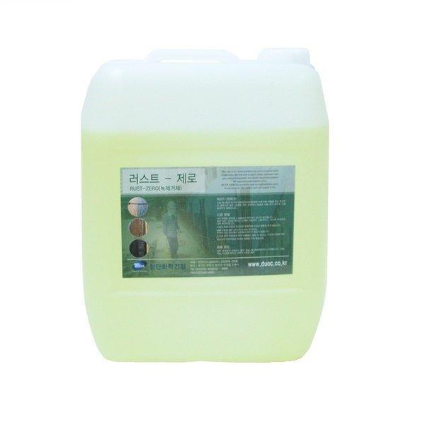 러스트제로 녹전환제 녹환원제 철근녹제거 철녹제거
