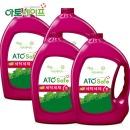 아토세이프 액체세제 3.1L 4개
