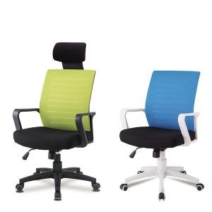 온스마일/아네모네/컴퓨터의자/학생의자/회전의자