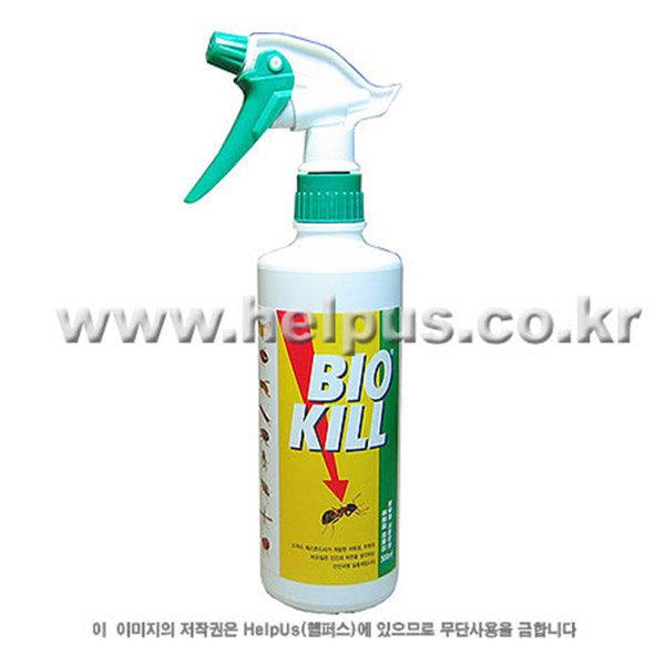 비오킬/바이오킬/500ml/Bio kill/ 살충제