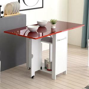 식탁/ 티테이블 ES뉴600헤드폴딩 이동바퀴2개+손잡이