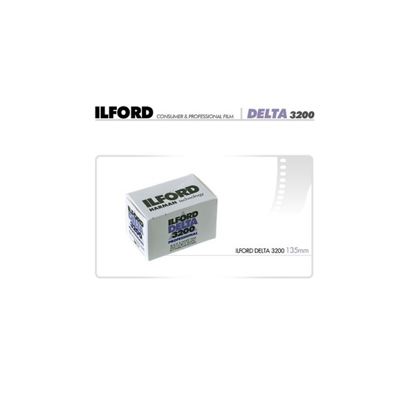 일포드 ILFORD DELTA ISO 3200 35mm (36)