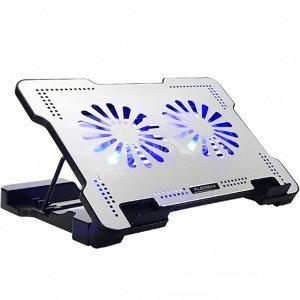 PNC-S052 노트북쿨러 최대 15.6인치 2포트허브
