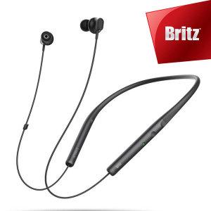 브리츠 BE-LOOK7 넥밴드 블루투스 이어폰