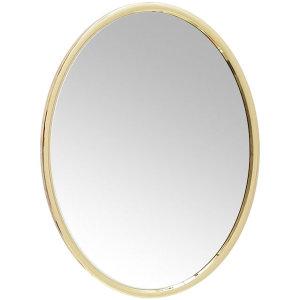 골드 타원형 거울