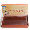 장바우 치악산 황골엿 갱엿(판) 1kg /식품명인 제 70호