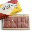 장바우 치악산 황골엿 갱엿(조각) 1kg 식품명인 제70호