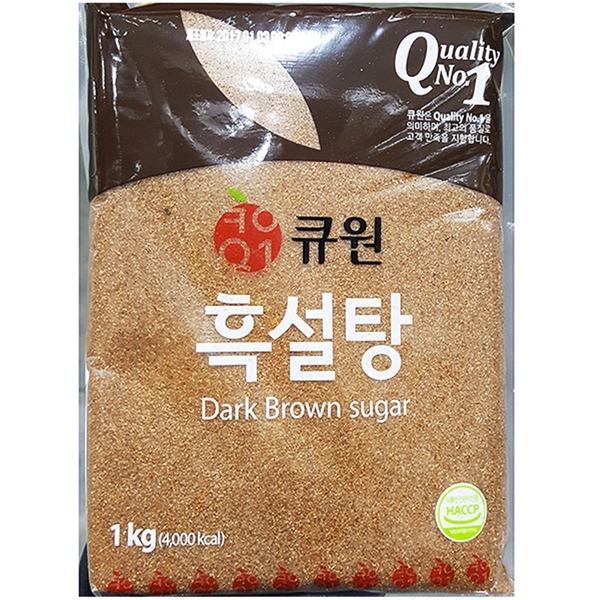 흑설탕(삼양 1K)/흙설탕/1흑설탕