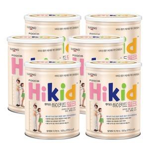 하이키드 밀크 600gX6캔