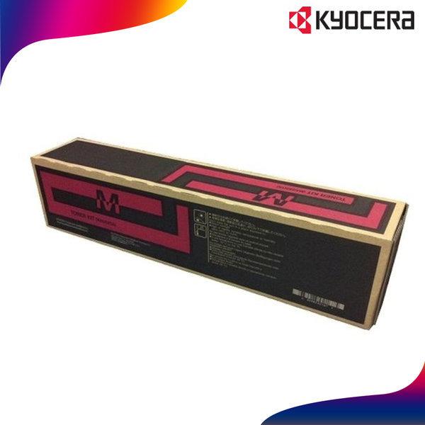 TK-8309KM 마젠타 정품 토너 TASkalfa3051ci 15000매