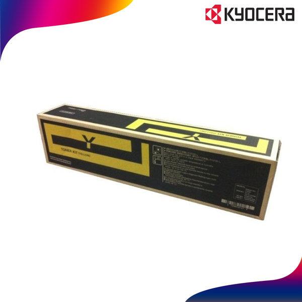 TK-8309KY 옐로우 정품 토너 TASkalfa3051ci 15000매