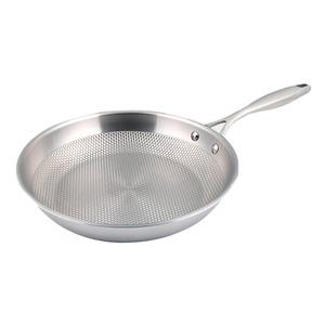마스타 통5중 스텐 엠보싱 인덕션 후라이팬 28cm
