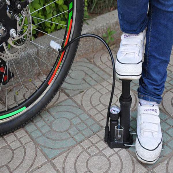자전거펌프 에어펌프 컴팩트 자전거 에어펌프