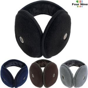티오 따뜻한 안감 털 청음 방한 귀마개 F552F길이조절가능