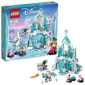 레고 겨울왕국 41148 디즈니 프린세스 마법 얼음 궁전