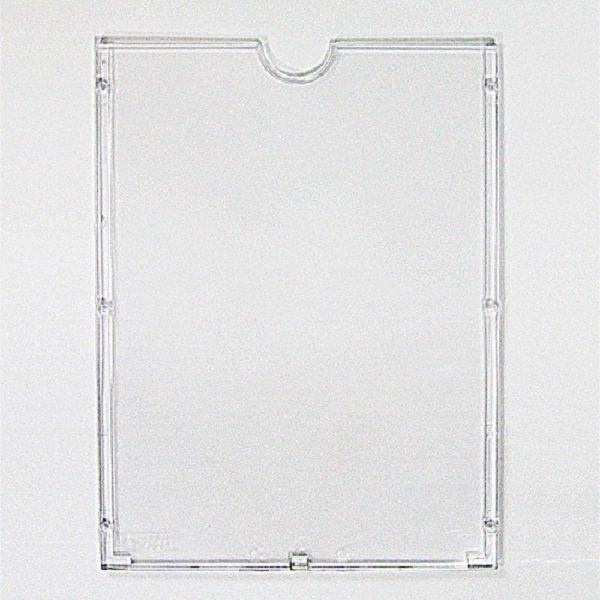 아크릴 포켓 A4 게시판 포켓/아파트/사무실 덮게/슬립