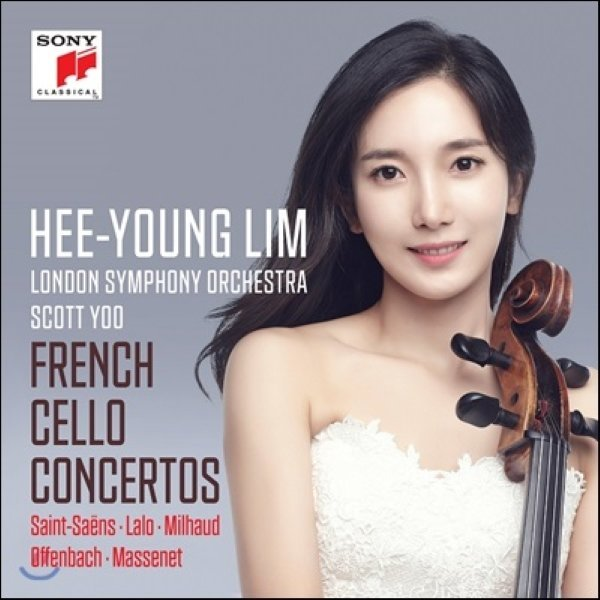 Hee-Young Lim (임희영) - French Cello Concertos  Hee-Young Lim