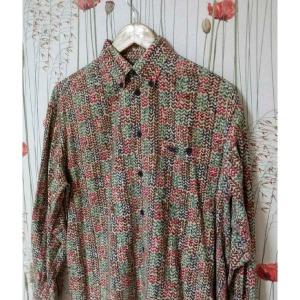 명품 미쏘니(이탈리아정품)색채의마술 남성셔츠 남방