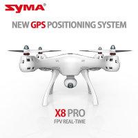 SYMA X8PRO GPS드론 카메라틸트 드론 NEW GPS POSITION
