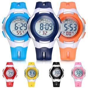 3기압 방수 어린이 초등학생 전자 손목시계 MR-8545