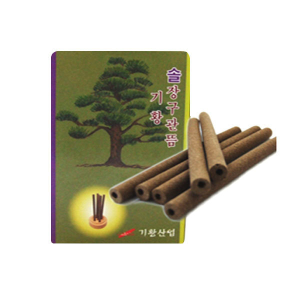 기황 솔장구관 30개(구관판용쑥)