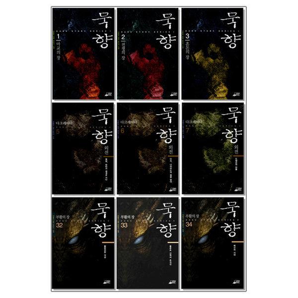묵향 1~35권 - 전동조