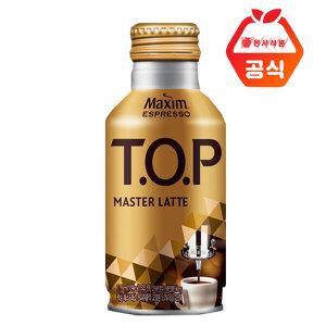 맥심 티오피 TOP 마스터라떼 275 ml x 20캔