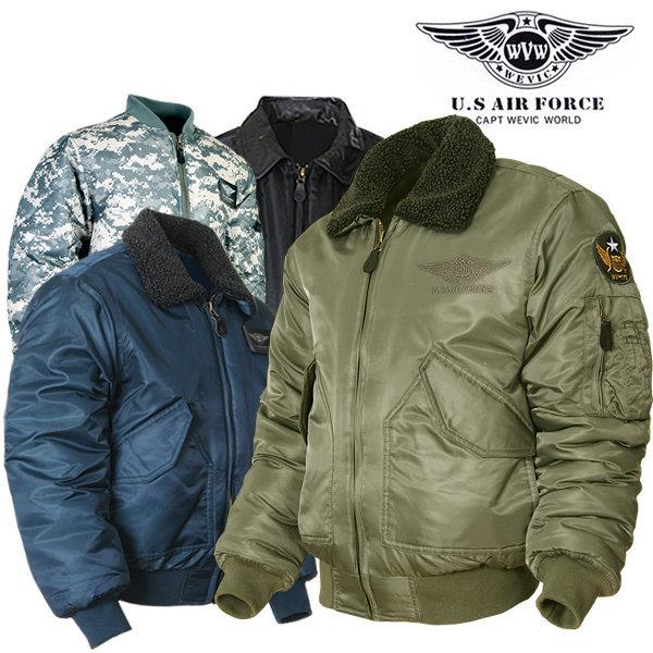 최고급/항공점퍼/항공잠바/야상점퍼 /작업복/단체복