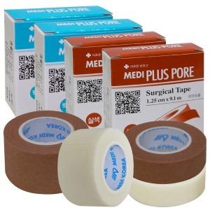메디코리아 메디플러스포아 종이반창고 의료용 테이프